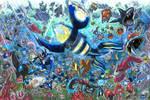 Primordial Sea Alpha Sapphire