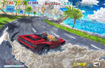 OutRun! Splash Wave!