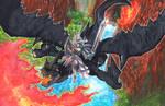 Gardevoir the Dark Magician Dragon Knight