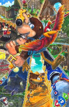 Banjo-Kazooie: Bear and Bird