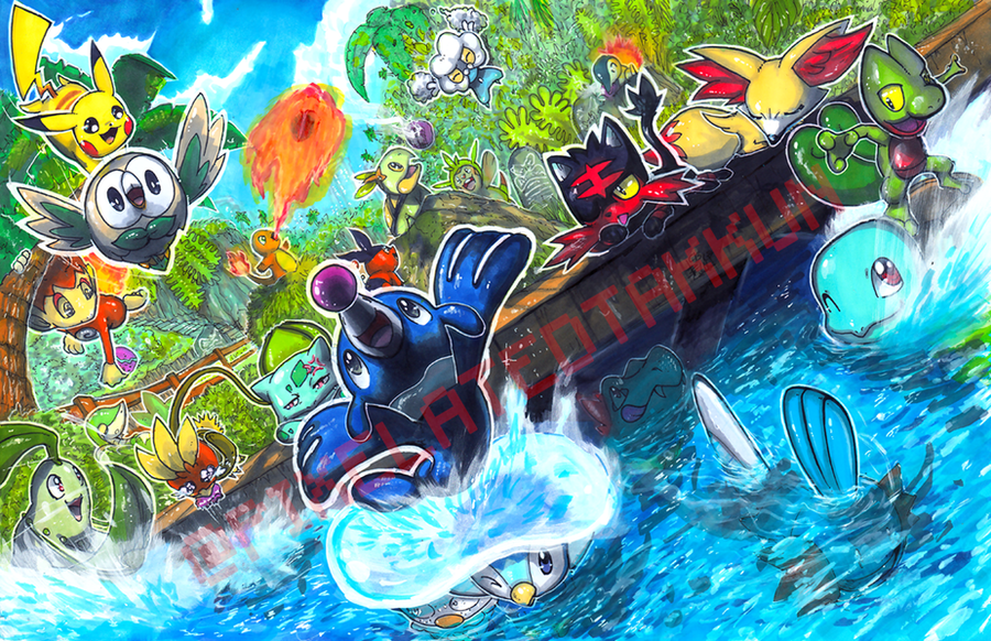alola_welcome_party__by_pixelated_takkun