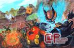 Poke Days: Tepig Family by Pixelated-Takkun