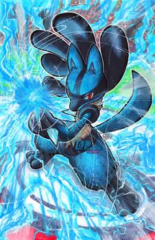 Smash Series: Lucario