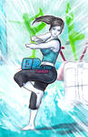 Smash Series: Wii FIt Trainer