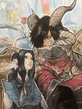 Commission: Final Fantasy XIV