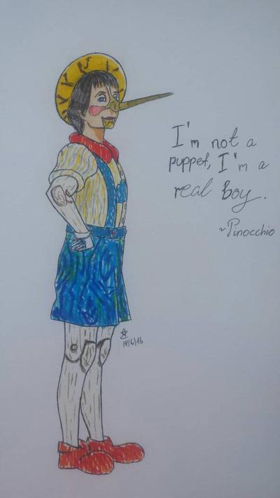 Shrek The Musical Pinocchio By Alexandra Lovely On Deviantart