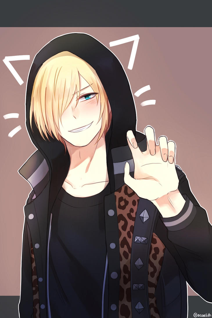 Yuri Plisetsky By Acaelith