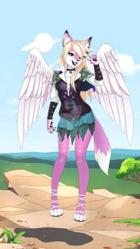 Samanti Mystic Angel