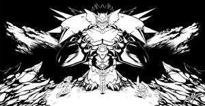 Chrono Trigger - Giga Gaia Boss