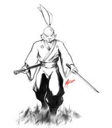 Sasuke Yokimbo Ninja Turtles by icmz