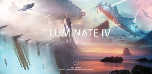 The Luminarium #17: Illuminate IV by Smiling-Demon