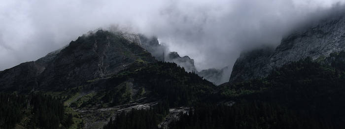 Those Mountains So Cruel