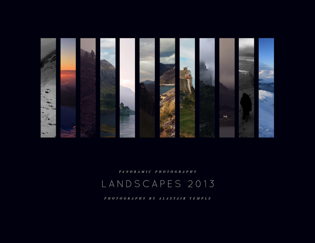 2013 Landscape Photography Calendar by Smiling-Demon on DeviantArt