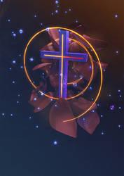 TGATT: The Cross by Smiling-Demon