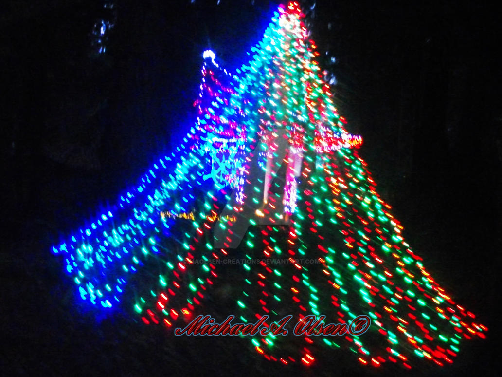 Holiday Lights By Maolsen Creations On Deviantart