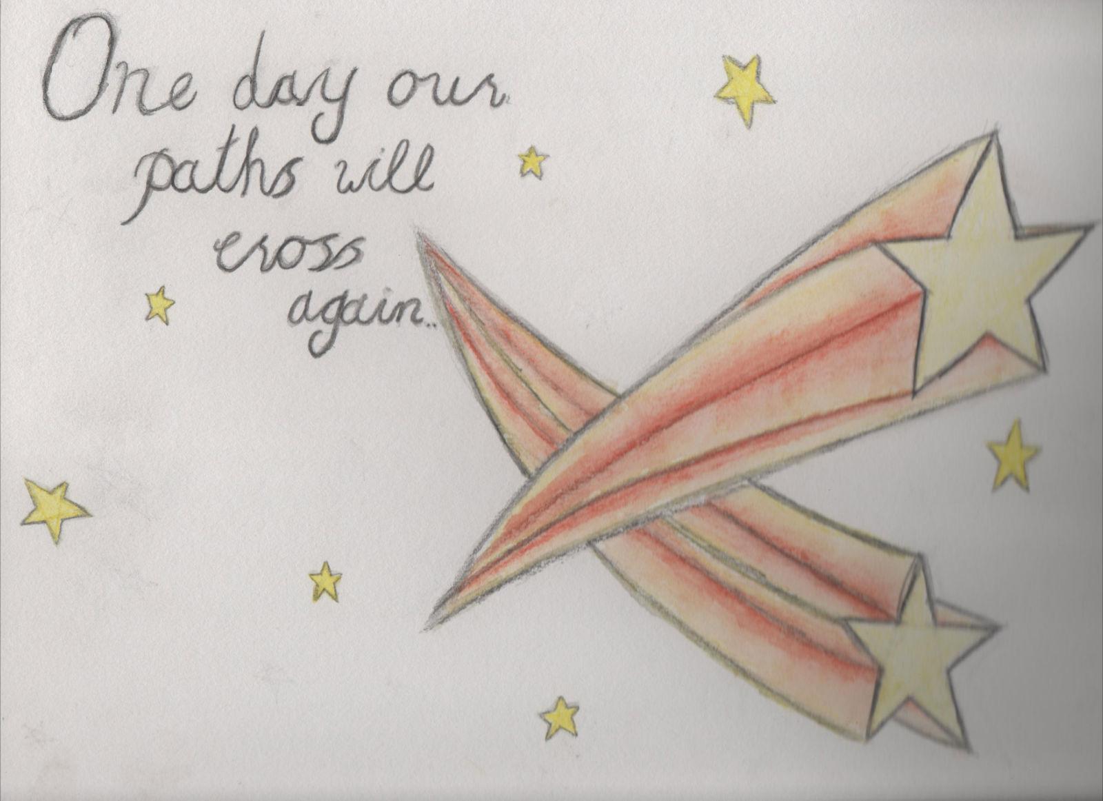 Our Paths Will Cross Again By OtakuStar97 On DeviantArt