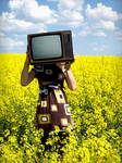 TV vs. Nature by SilentAwakening
