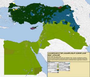 VT-BAM Linguistic MENA: Anatolia, Egypt,Levant by TomislavAddai