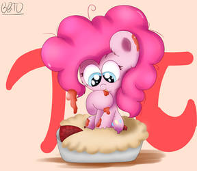 Pi day by Bronybehindthedoor