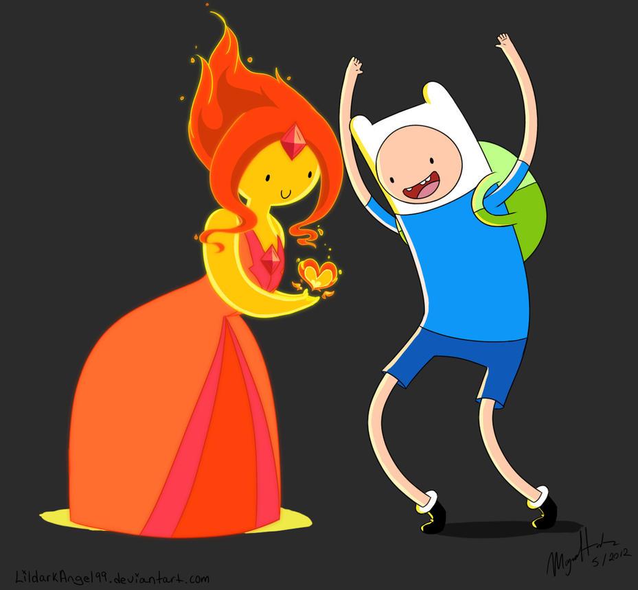 I Like Ur Fireballs by lildarkangel99