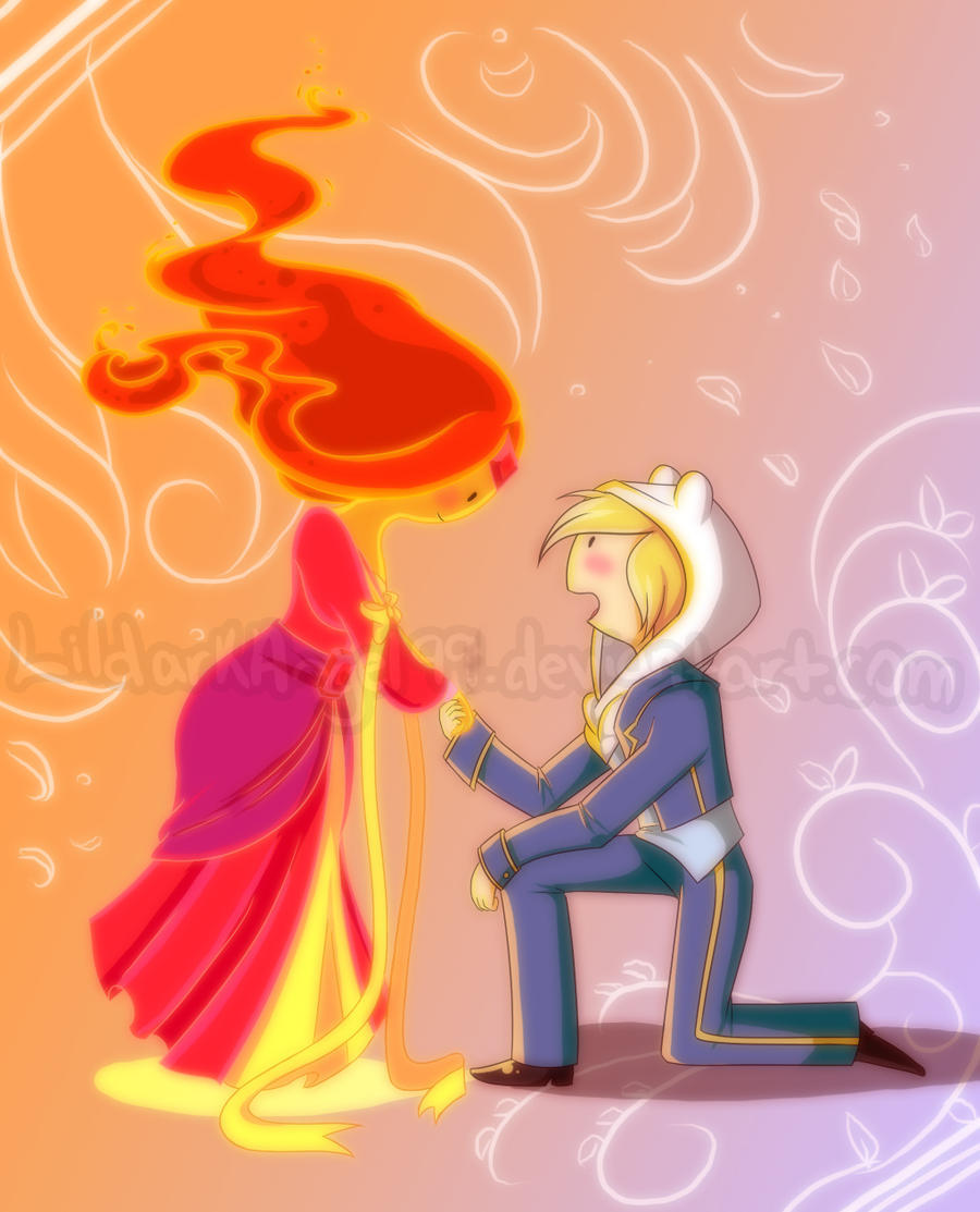 Princess and the Prince by lildarkangel99