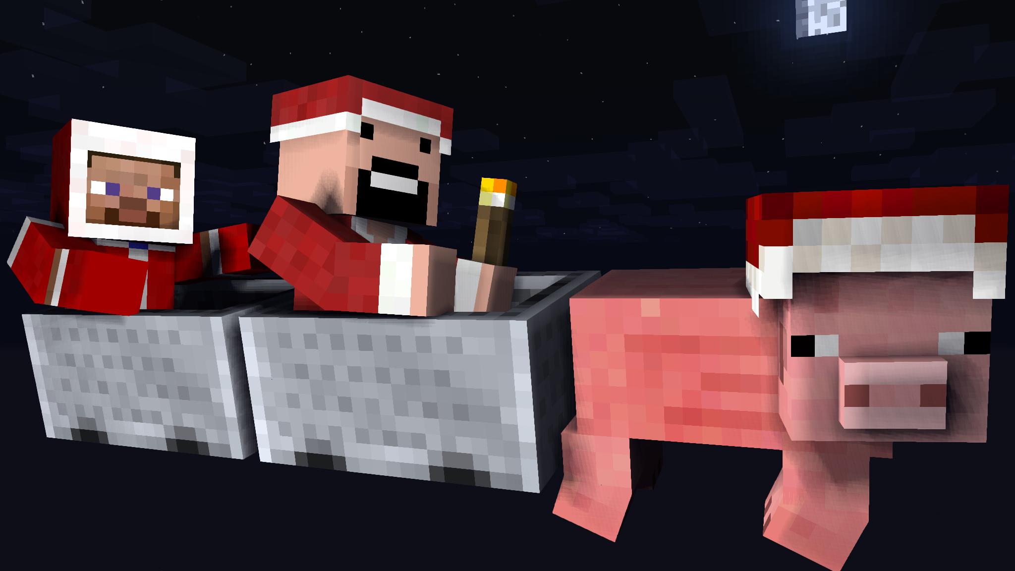 Wonderful Wallpaper Minecraft Christmas - 53542d3291f780a144159ec4022314c5-d8b5uv8  You Should Have_827153.png