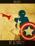 Believe - Captain America