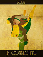 Believe - Rogue by KerrithJohnson