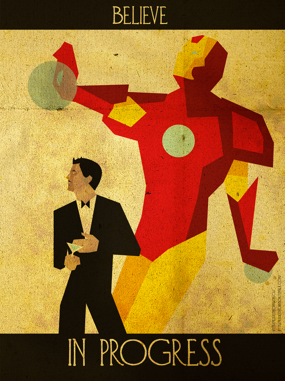 Believe - IronMan by KerrithJohnson