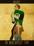 Believe - Green Lantern
