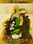 Believe - Gotham City Sirens