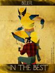 Believe - Wolverine