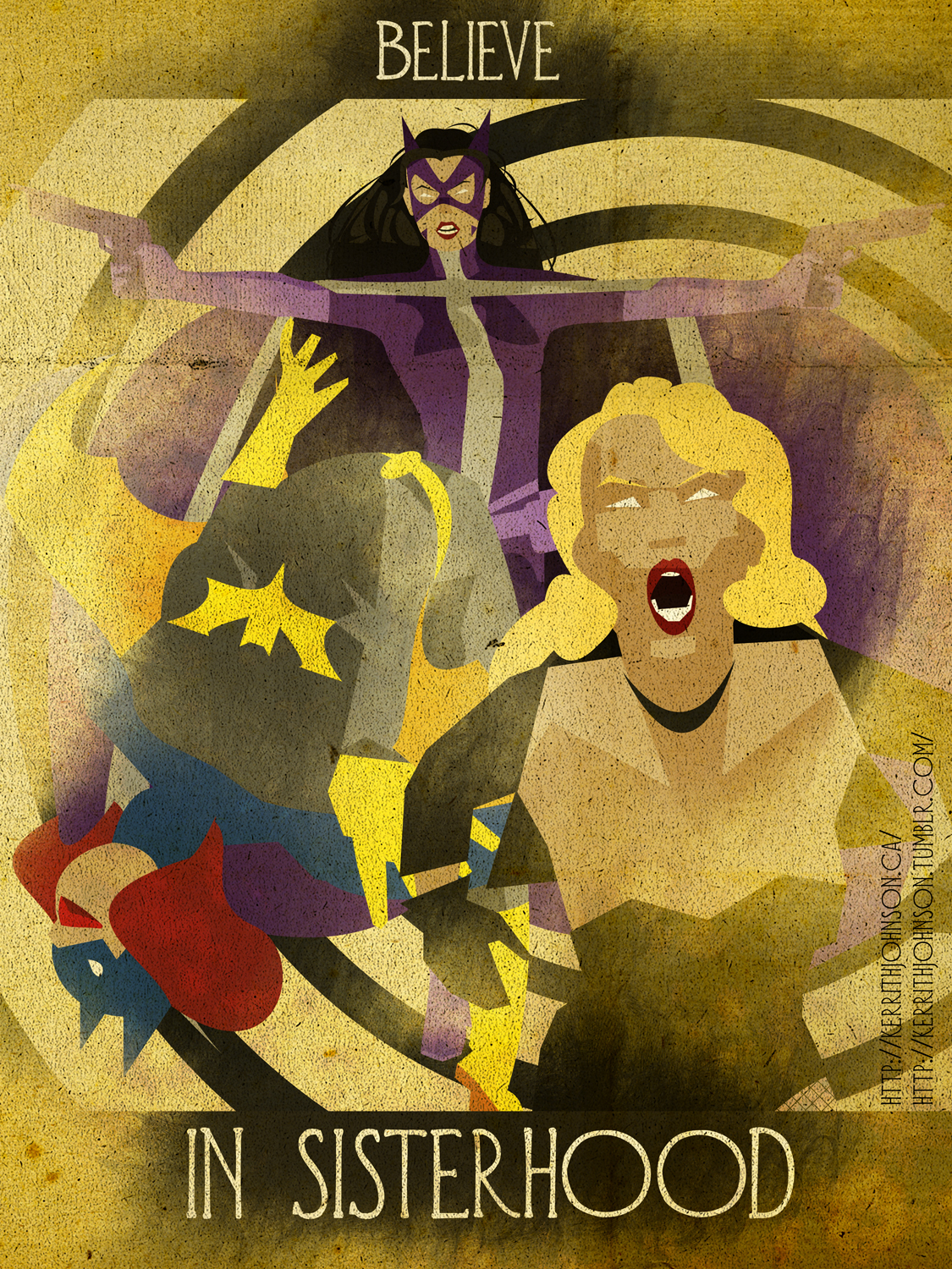 Believe - Birds of Prey by KerrithJohnson