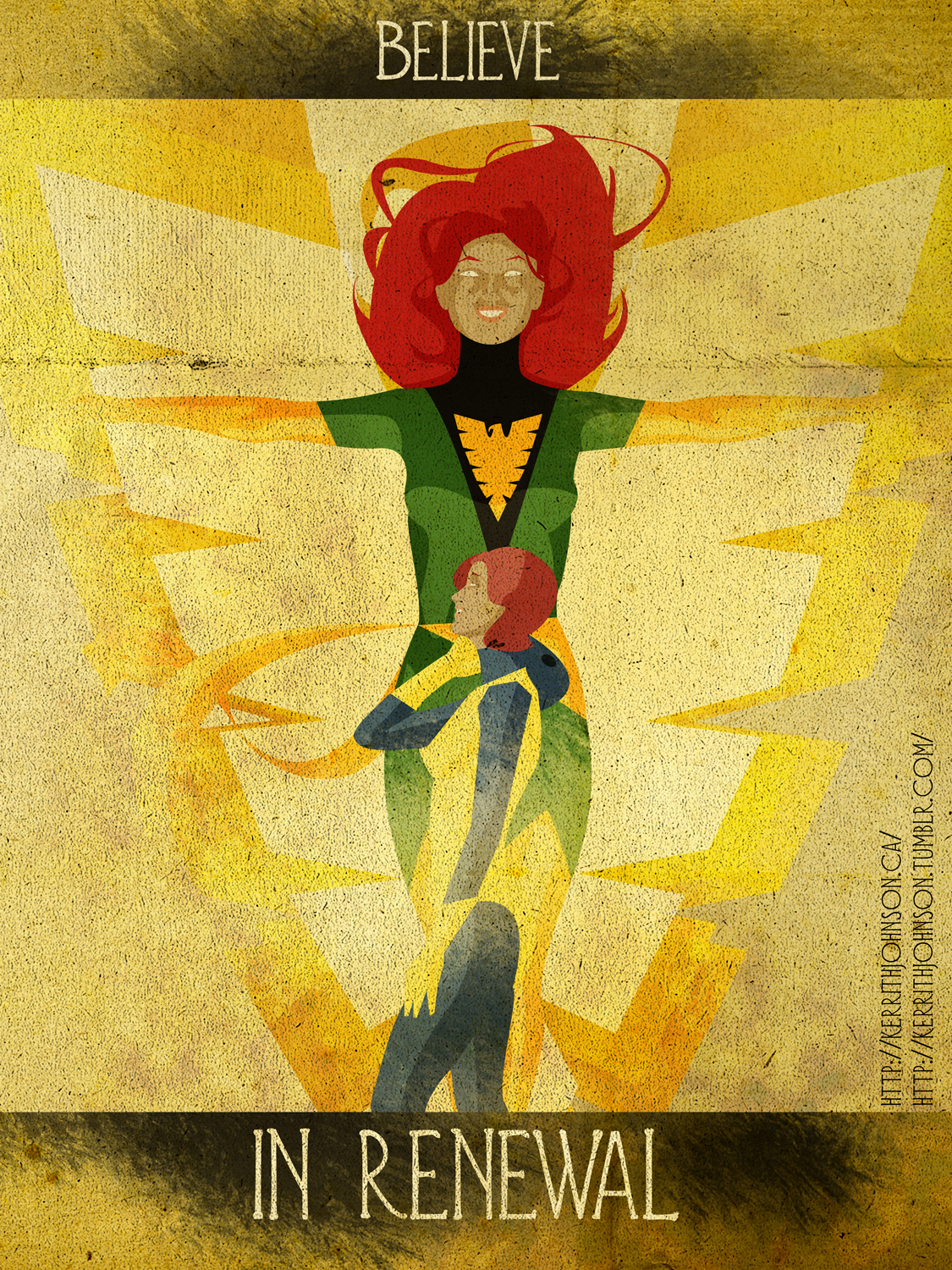 Believe - Phoenix by KerrithJohnson