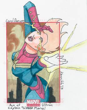 AoU - Captain Marvel