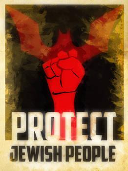 Heroes Protect - Batwoman - Jewish People