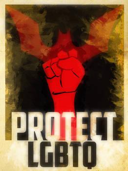 Heroes Protect - Batwoman - LGBTQ