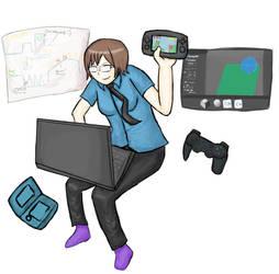 Ultimate Game Designer Zanreo by Zanreo