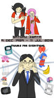 Rest in Peace, Iwata by Zanreo
