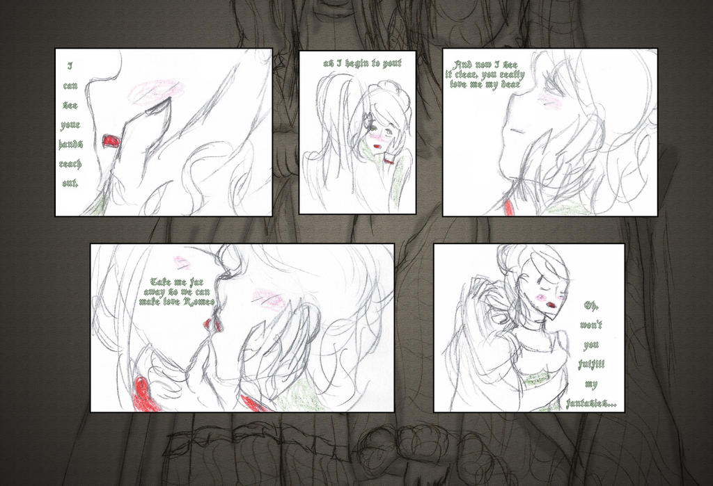 Her Choker Romeo and Cinderella Ch 2 pg 9 by MonMonMouse
