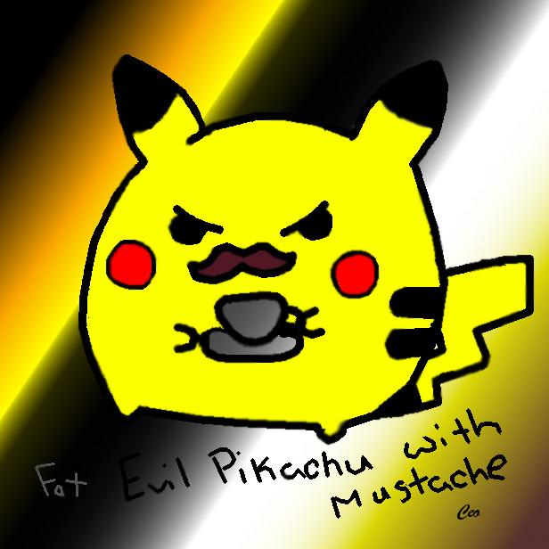 evil pikachu wallpaper - photo #30