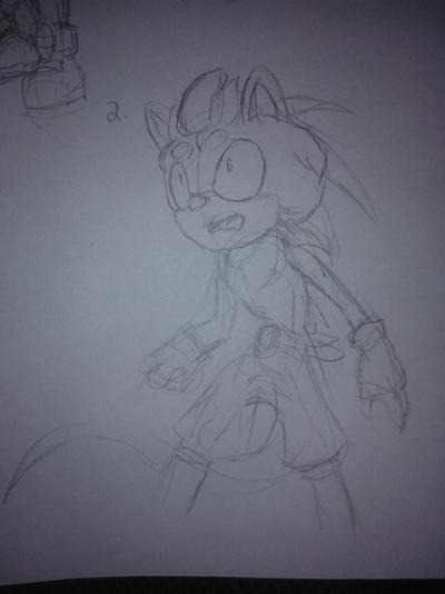 I've been gone for a while, so have some arts Spritso_pencil_doodle_by_spritsosonicproblems-d6x951o