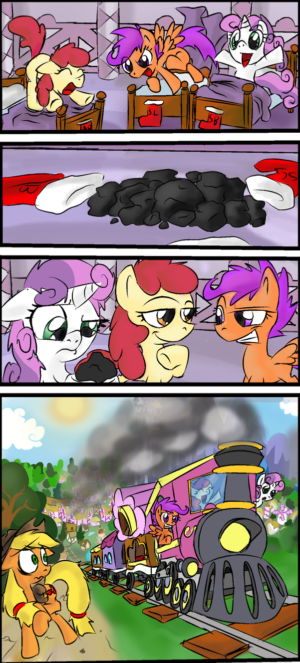 The Gift that keeps on Giving by Supersheep64