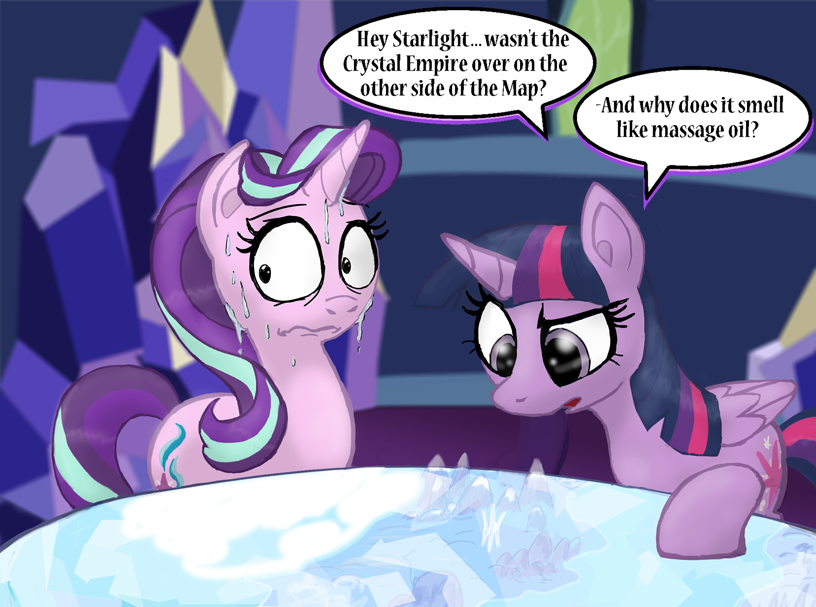 Fooling Twilight by Supersheep64