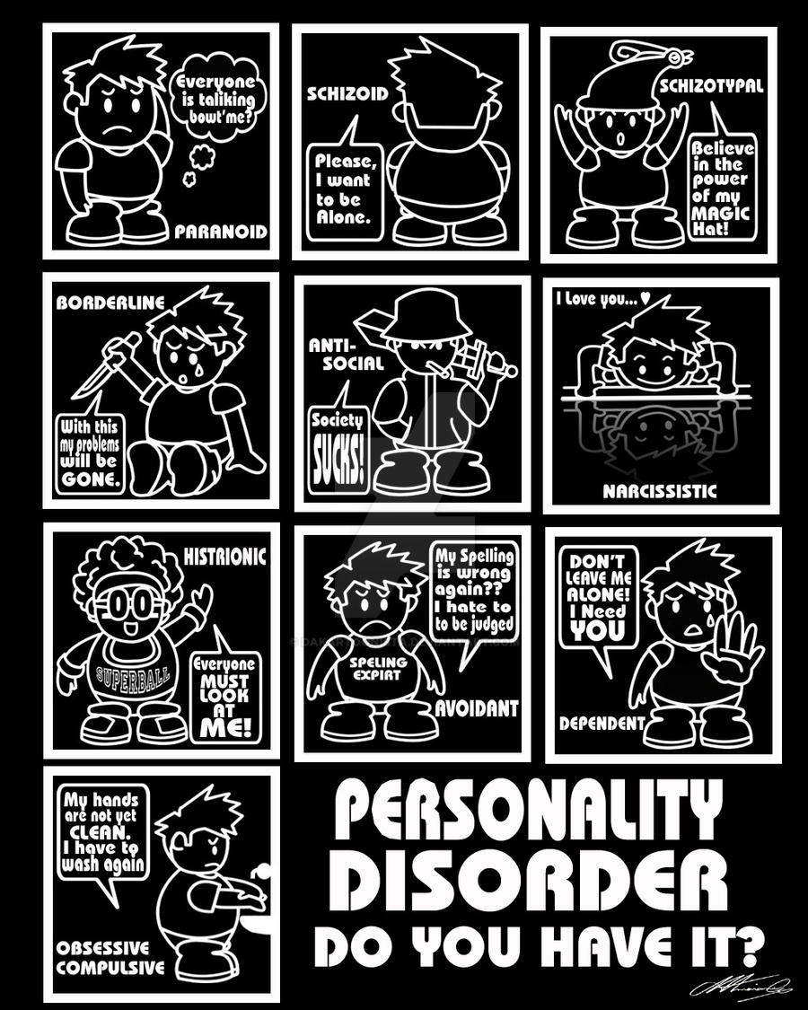 Personality Disorder Chat Room