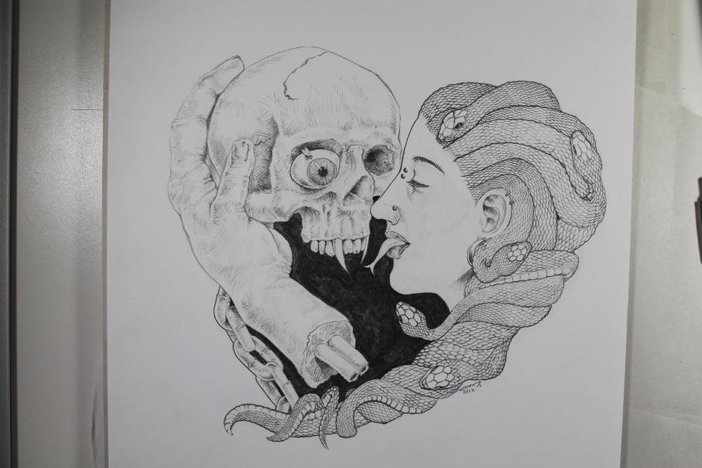 Black Heart by artistcdmj
