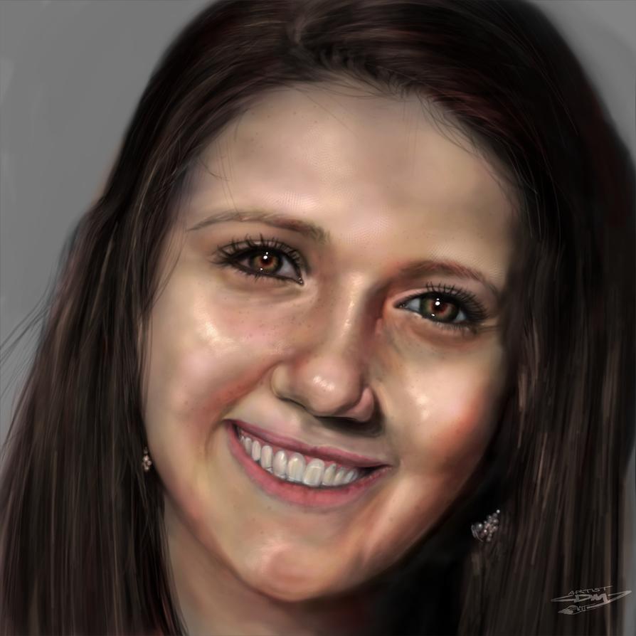 Courtney by artistcdmj