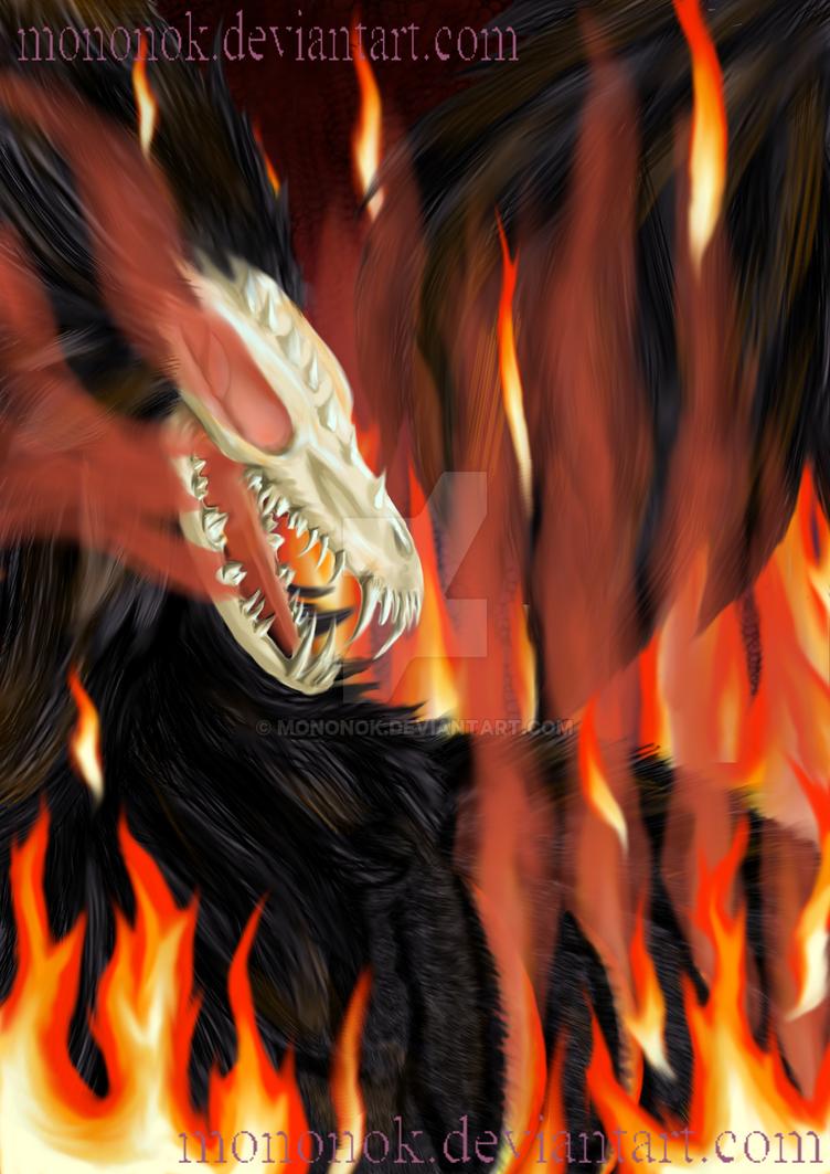 The demon within by Mononok