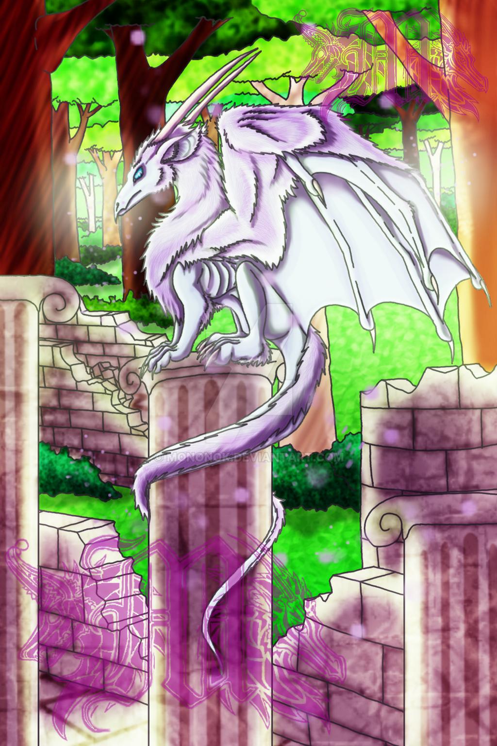 Dragon Temple by Mononok