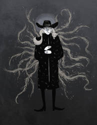 Witchsona by ceallach-monster